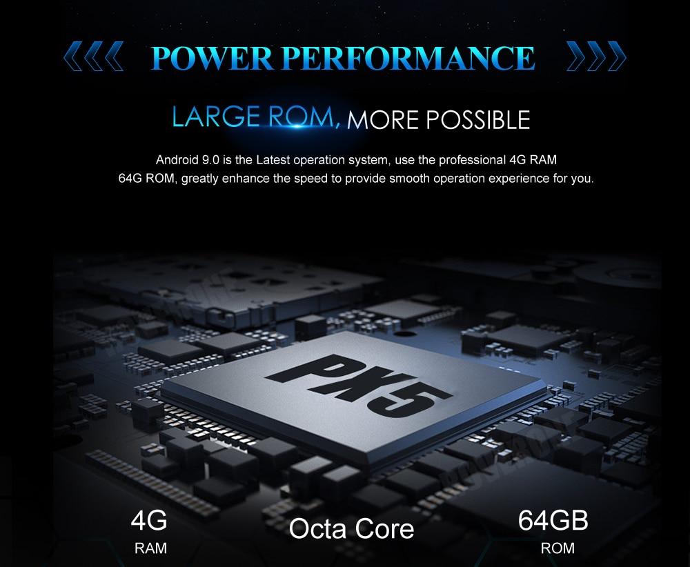 Flash Deal RoverOne Car Multimedia Player For Fiat Fiorino Qubo For Citroen Nemo For Peugeot Bipper Android 9.0 Octa Core Radio Navigation 13