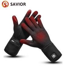 SAVIOR Liner-Guantes Térmicos para deportes al aire libre, ciclismo, esquí, pesca y caza, Invierno