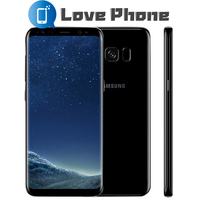 Samsung Galaxy S8 G950F G950U NFC Global Version Original LTE GSM Mobile Phone Octa Core 5.8 12MP RAM 4GB ROM 64GB Exynos