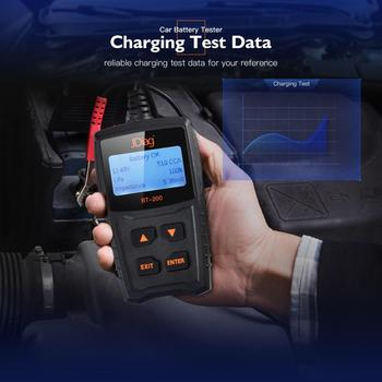 Code Reader real USB update With car battery detection function OBD2 Tool BT200