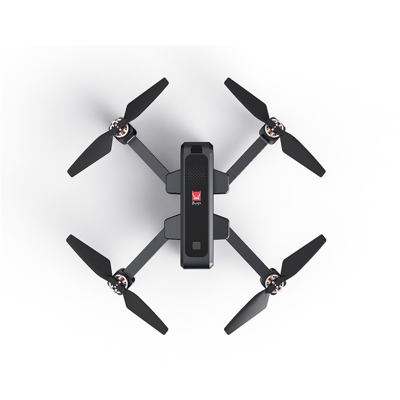 Linda B4w Brushless GPS Unmanned Aerial Vehicle Ultrasonic Positioning Remote Control Aircraft High-definition Aerial Photograph