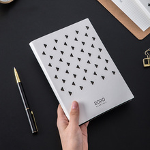 A5 Agenda 2020 planner organizer Diary Weekly DIY 365 days Notebook note Book For schedule school office Supplies Stationery kawaii cartoon weekly planner coil notebook schedule agenda kids gift stationery for school office