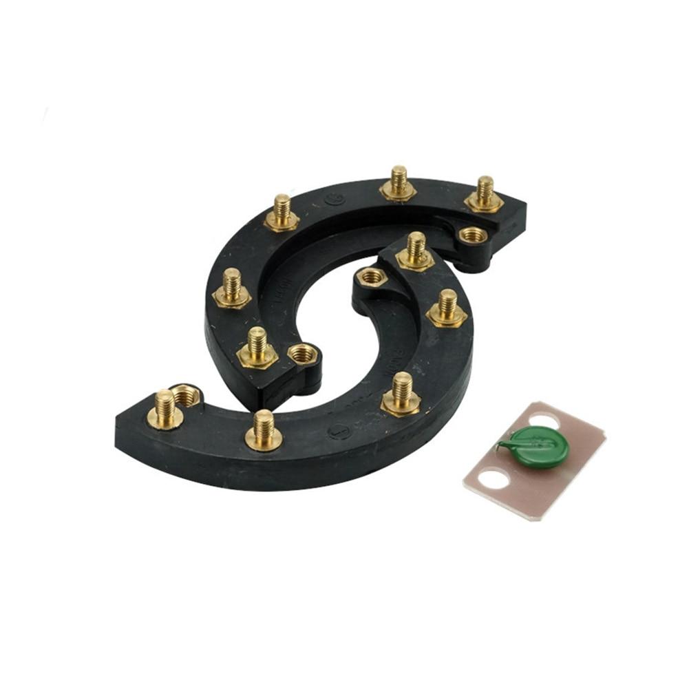 Us 19 2 30 Off Bridge Module Replacement Car Generator Alternator Diode Kit Rectifier Professional 330 25777 Rotating Regulator For Leroy Somer On
