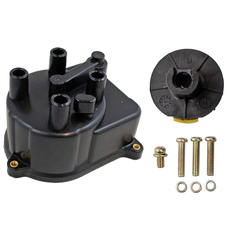 New Distributor Cap & Rotor Ignition Kit for Honda Civic 30103P08003 30102P54006|Frequency-separating filters| |  - title=