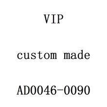 10Pcs VIP customization Beads AD0046-0090