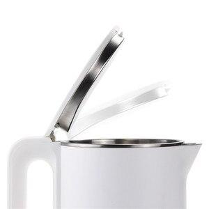 Image 3 - Оригинальный электрический чайник KONKA, чайник для чая емкостью 1,7 л с автоматическим отключением, чайник для воды, чайник для быстрого закипания из нержавеющей стали с мгновенным нагревом