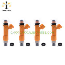 CHKK-CHKK 297500-0120 15710-86G00 fuel injector for Suzuki Ignis 00~06 Jimny 01~15 Liana 01~07 Swift 05~15 Wagon R 03~07 1.3L