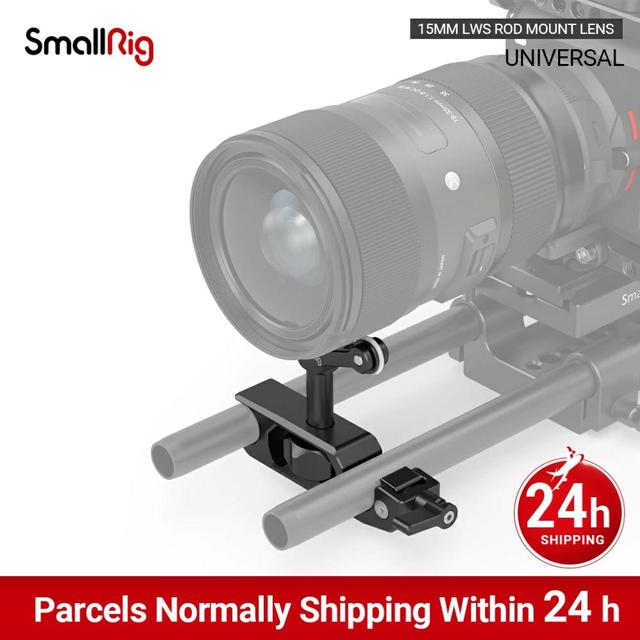 كاميرا صغيرة DSLR قابلة للتعديل تلاعب 15 مللي متر LWS عدسة عالمية دعم لمتابعة التركيز 2152