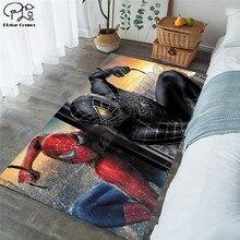 Новые ковры Супермен/Бэтмен/Капитан США/Мстители, мягкие фланелевые коврики 3D коврики с принтом, противоскользящие большие коврики, ковер-4