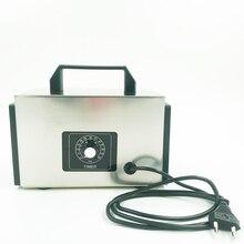 220V 20 g/h O3 מחולל אוזון ozonator מכונה אוויר מטהר