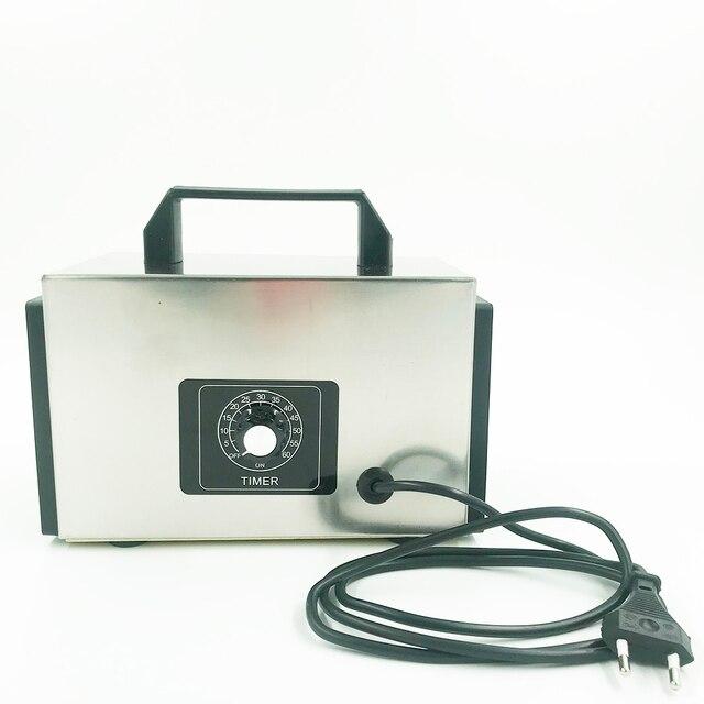 Generador de ozono O3, purificador de aire, máquina ozonizadora, 220V, 20 g/h