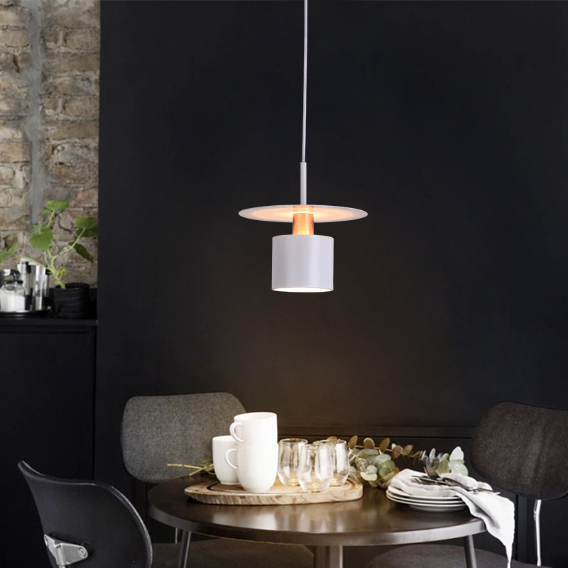 Nordic Creative Led Aluminum Biscuit Chandelier Post-modern Bar Bedroom Restaurant Decorative Light Cosmos Lights Free Shipping