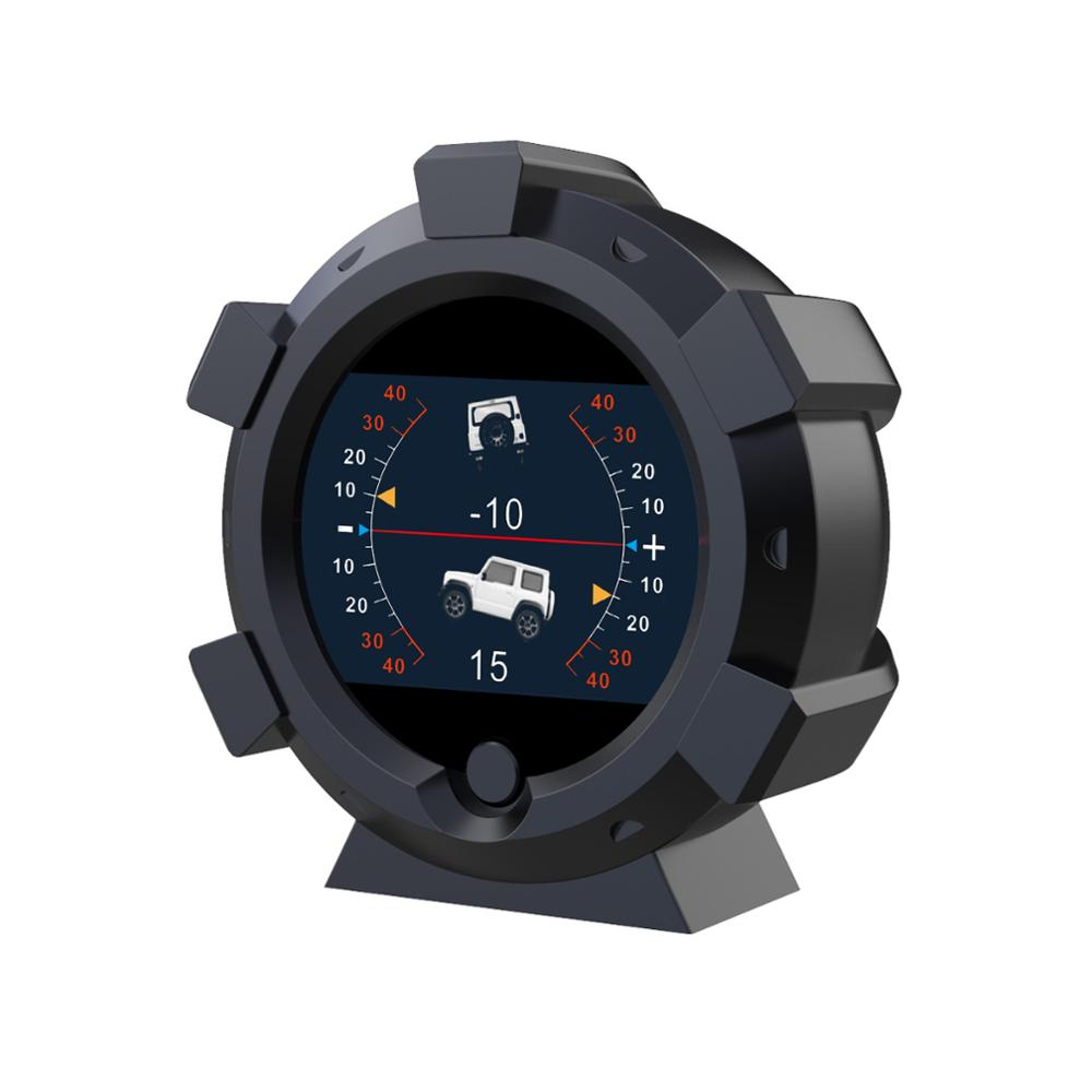Autool X95 รถ 4x4 Inclinometerให้Slopeมุมความเร็วSatelliteจับเวลาGPS Off-roadรถอุปกรณ์เสริมMultifunctionเมตร