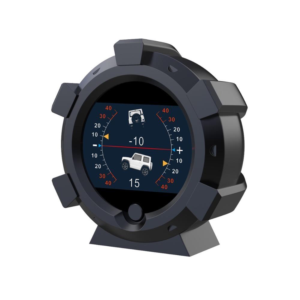 Autool X95 Auto 4x4 Inclinometro Fornire Pendenza Angle Connessione Satellitare GPS Off-road Accessori Per Veicoli di Temporizzazione Multifunzione metro