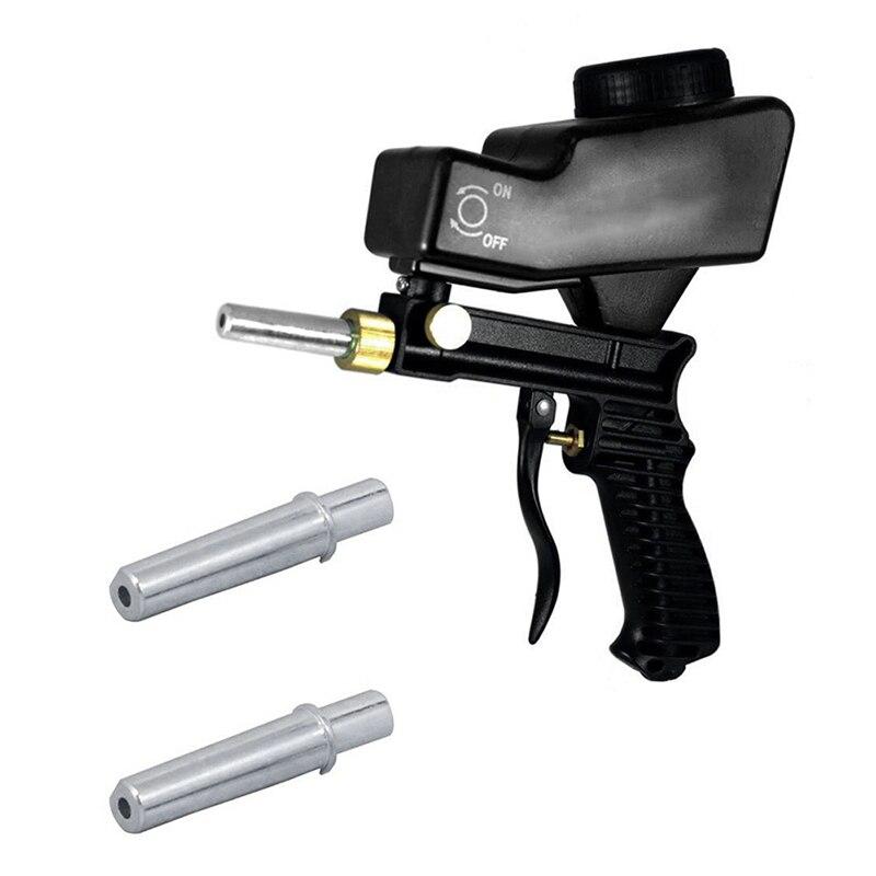 Sandblasting Guns Nozzle Tool For LEMATEC AS118 Sandblaster Guns JA55
