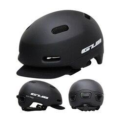 GUB CITY PRO dla jazdy na rowerze na świeżym powietrzu ochronna kask MTB kask bezpieczeństwa jazda na rowerze sprzęt 2019 wycieczkę jazda na rowerze jazda na rowerze biegów
