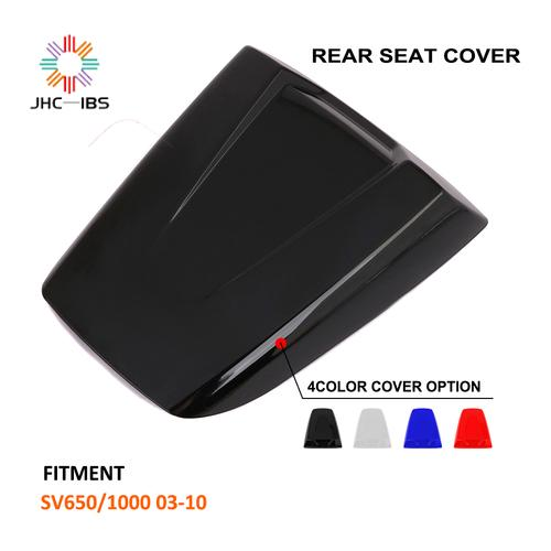 Motorcycle ABS Plastic Rear Seat <font><b>Fairing</b></font> Tail Cover Cowl For <font><b>SUZUKI</b></font> SV650 <font><b>SV1000</b></font> 03-10 2003 2004 2005 2006 2007 2008 2009 2010 image