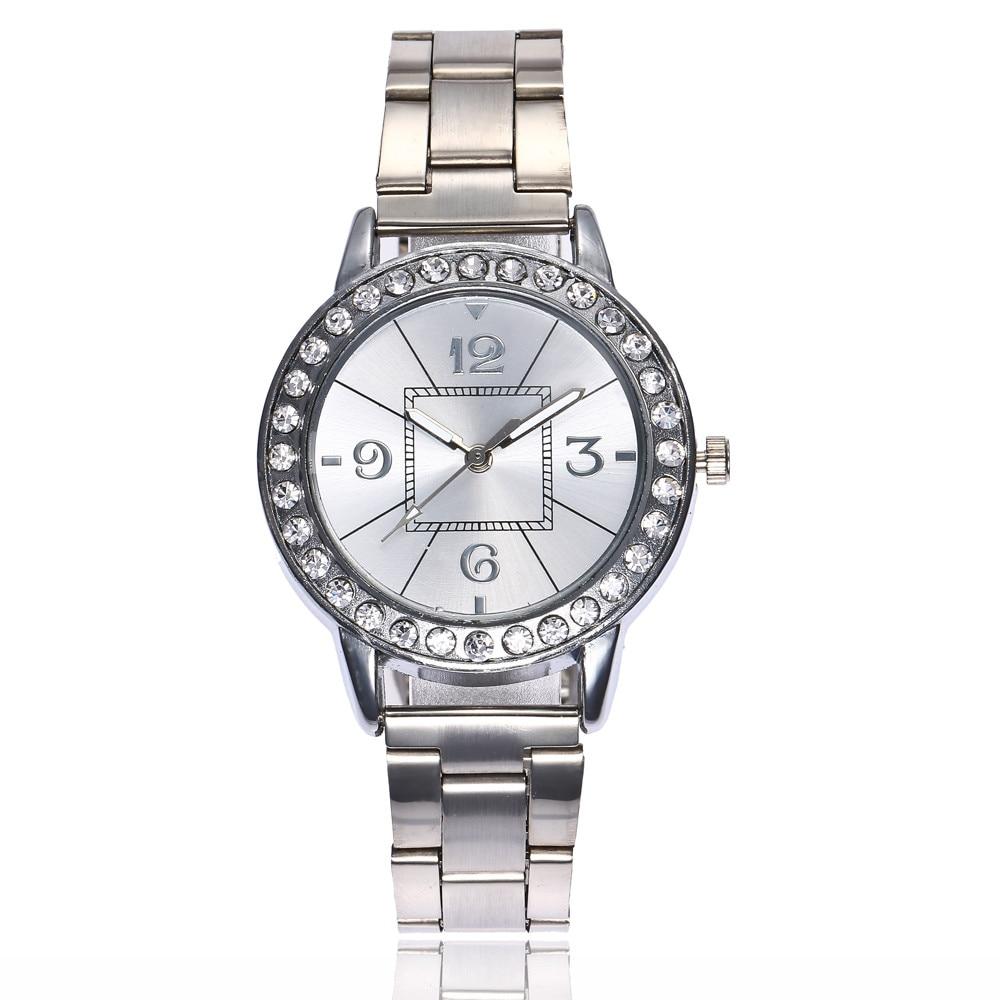 Modern Wristwatch For Female New Fashion Simple Women Watches Ladies Casual Leather Quartz Watch Female Clock Zegarek Damski &50