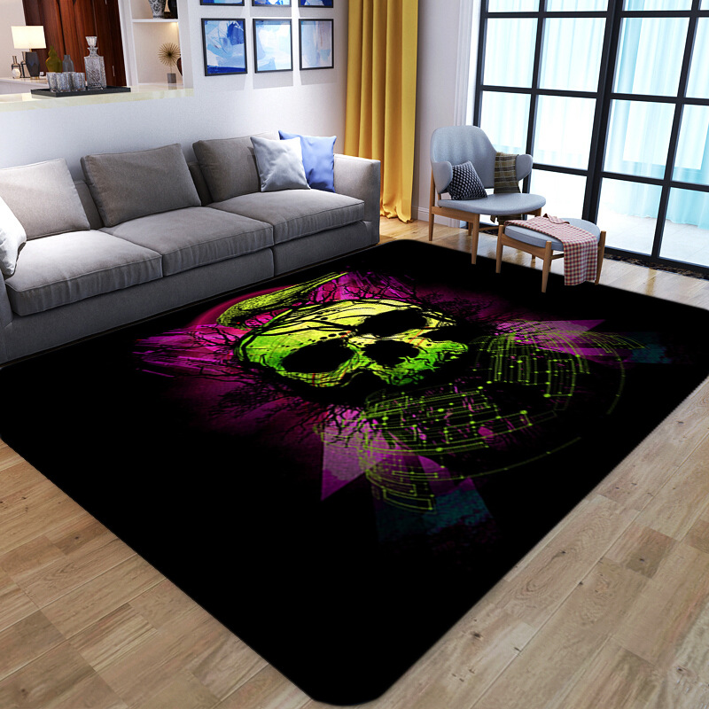 Colors Floor Mat Printed Home Rugs Carpets Living Room Doormat Kitchen Mats