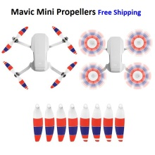 4 пары mavic мини пропеллеры 4726F складные малошумные пропеллеры для DJI Mavic мини Дрон аксессуары