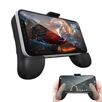 RK GAME 7th Power Bank ABS Stand Gamepad Game Controller for 2.4 3.5 inch Android & iOS Phone