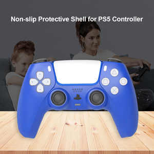 Image 2 - ABS Replacement Controller Shell for PlayStation 5 PS5 Controller Gamepad DIY Front Cover Back Cover for DualSense