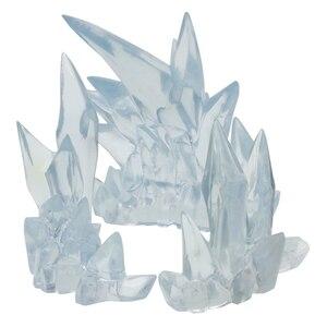 Image 5 - 2019 새로운 도착 얼음 효과 모델 얼음 효과 장식 일반 규모 모델 보라색 액션 & 장난감 그림