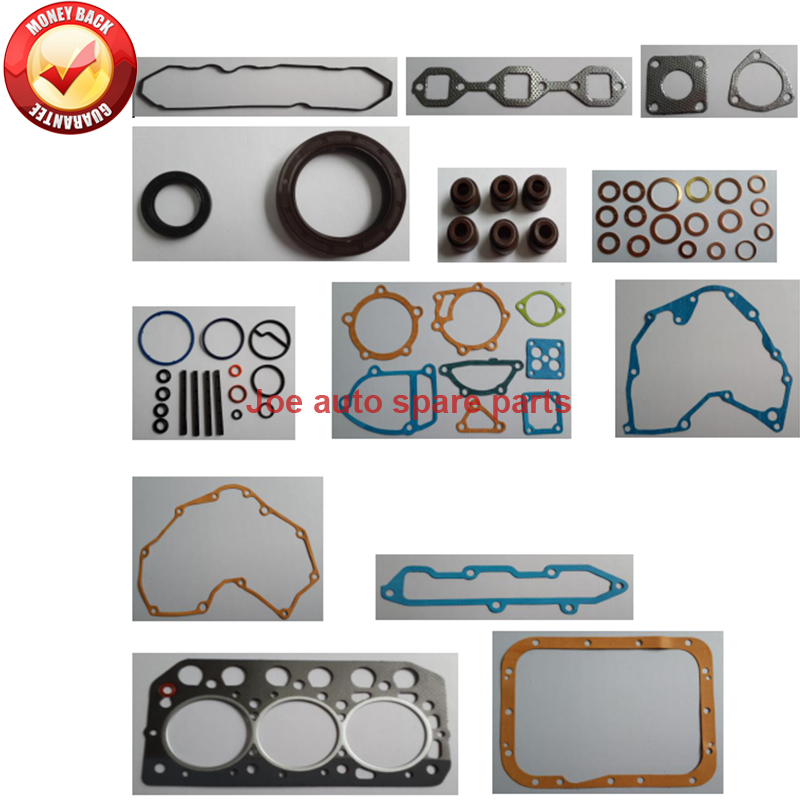 S3L S3L2 complete engine full gasket set kit for Mitsubishi 31B94-01090 31B94-01080 31B9401090 31B9401080