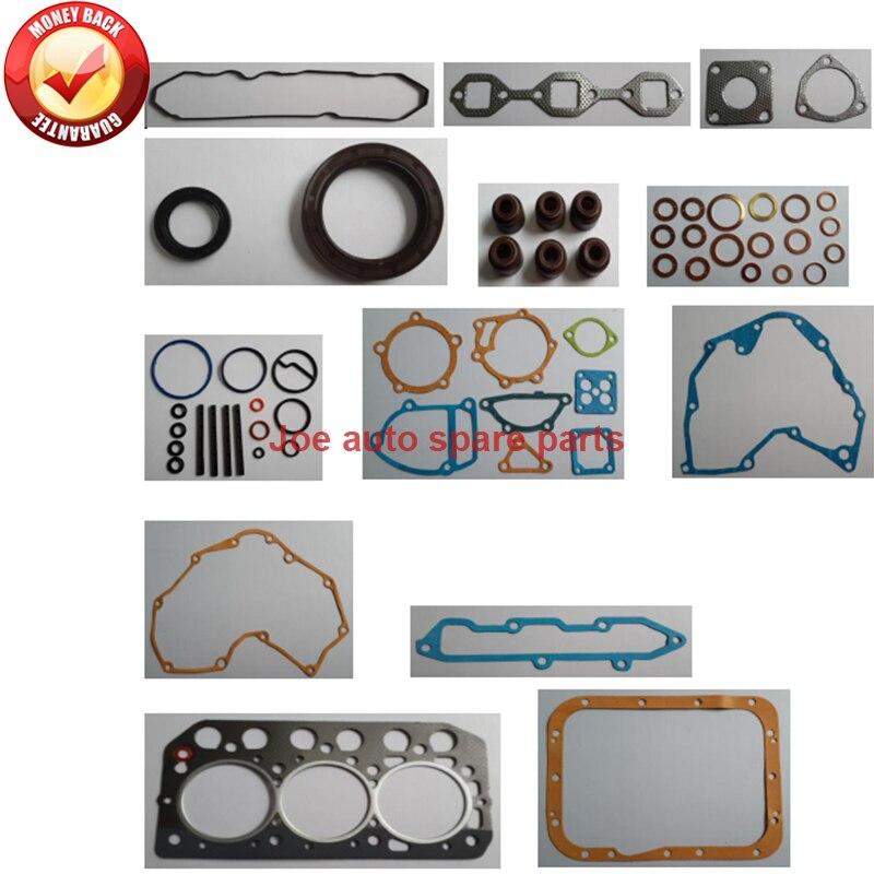 S3L S3L2 kit complet de jeu de joints moteur pour Mitsubishi 31B94-01090 31B94-01080 31B9401090 31B9401080