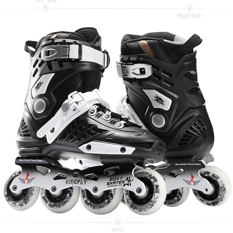 Professional Roller Inline Skate Adult Skating Shoes High Quality Free Style Patins Ice Hockey Skates