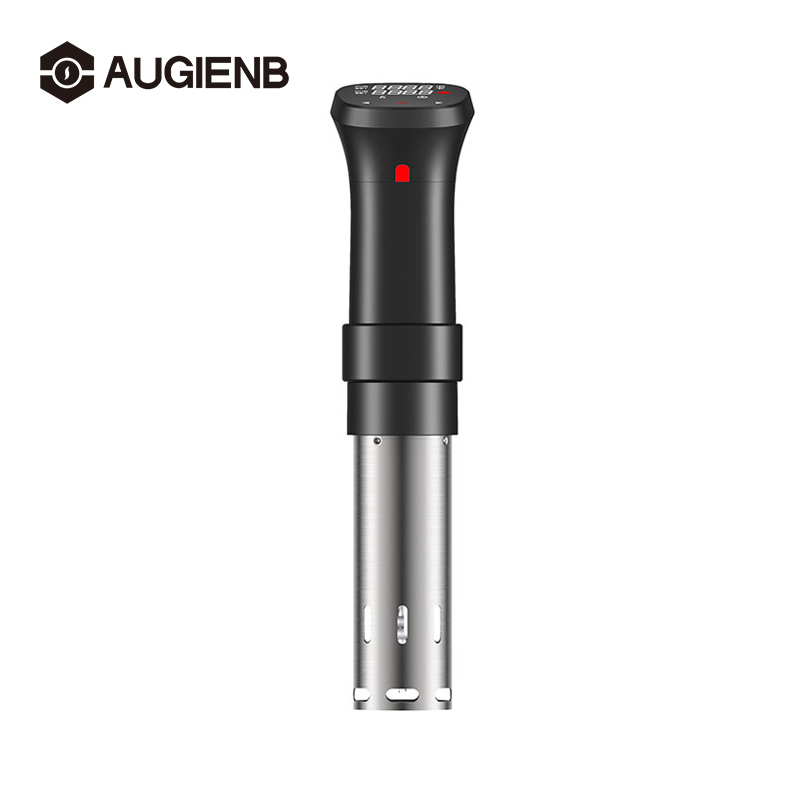 1100W Sous Vide Cooker Thermal Immersion Circulator Machine With Large Digital LCD Display Time And Temperature Control