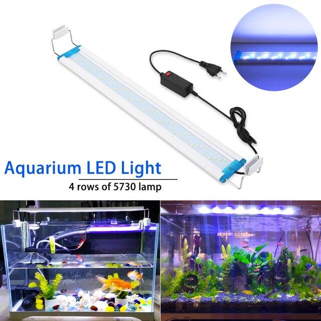 Super Slim Adjustable LED Fish Tank Lighting 1