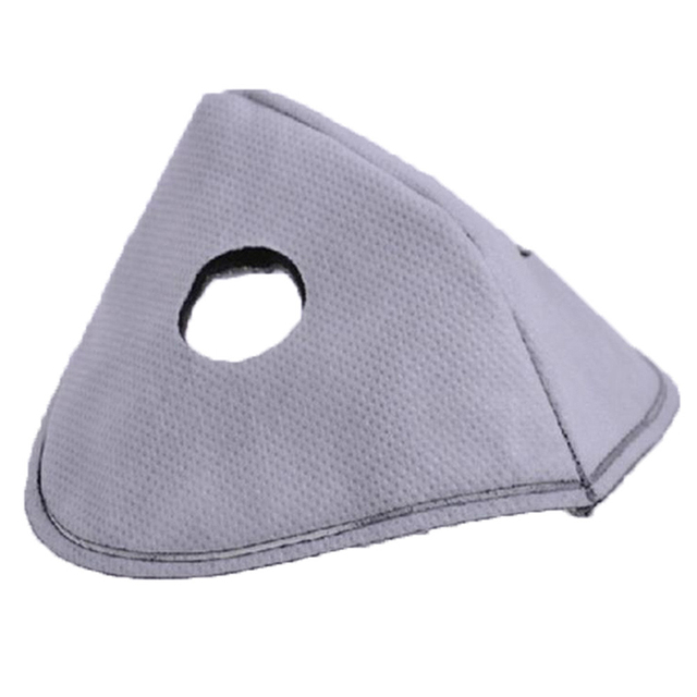 5pcs Face Mask Filter Paper Activated Carbon Filter Anti Allergy Flu Dustproof For Double Respirator PM2.5 Mouth Mask 2