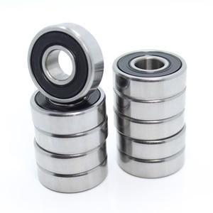 6000-2RS Bearing ABEC-5 (10PCS) 10x26x8 mm Deep Groove 6000 2RS Ball Bearings 6000RS 180100 RS