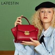 LA FESTIN กระเป๋าถือหรูผู้หญิงออกแบบกระเป๋า 2019 กระเป๋าสะพายใหม่ Messenger กระเป๋าสำหรับผู้หญิง Bolsa feminina