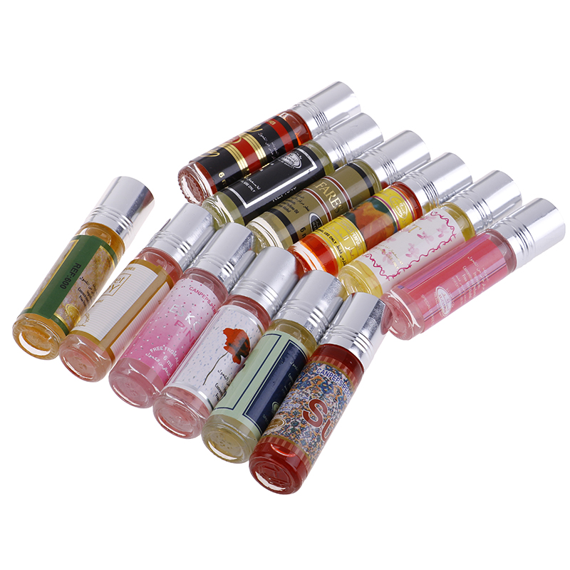 High Quality 6ML Roll On Perfume Women Men Fragrance Oil Scented Water Ball Roll Oil Perfume Random Send
