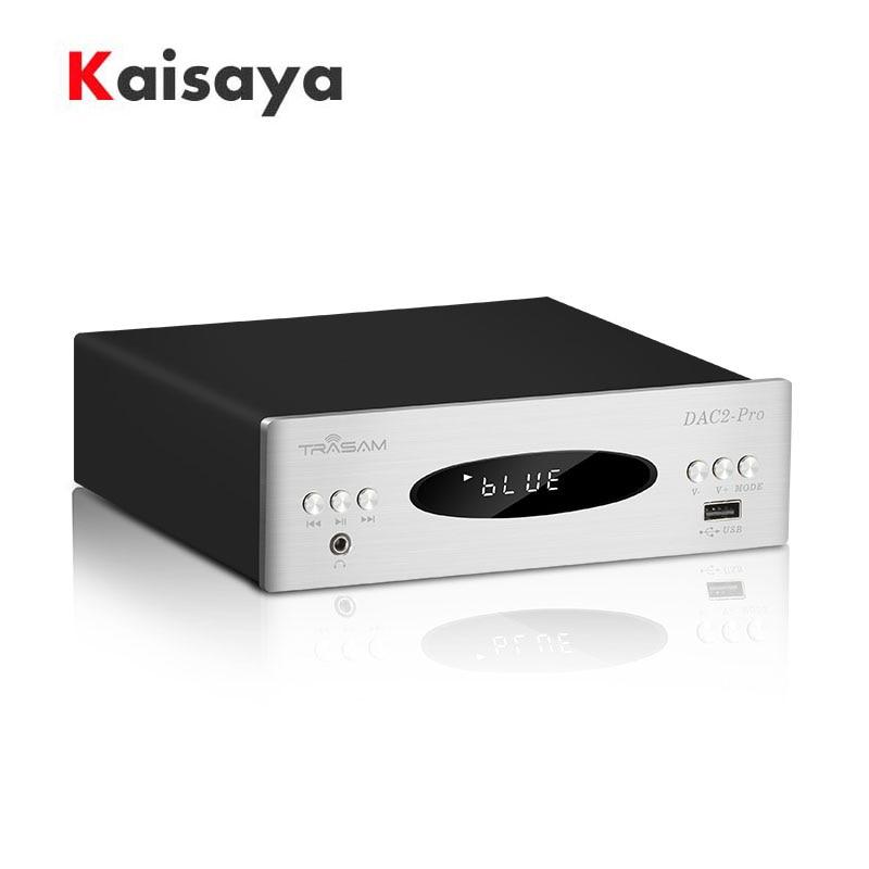 SA9926 ESS9018K2M Bluetooth 4.2 lecteur numérique U disque sans perte HiFi DAC décodeur DSD 64 ordinateur carte son pour amplificateur T0602