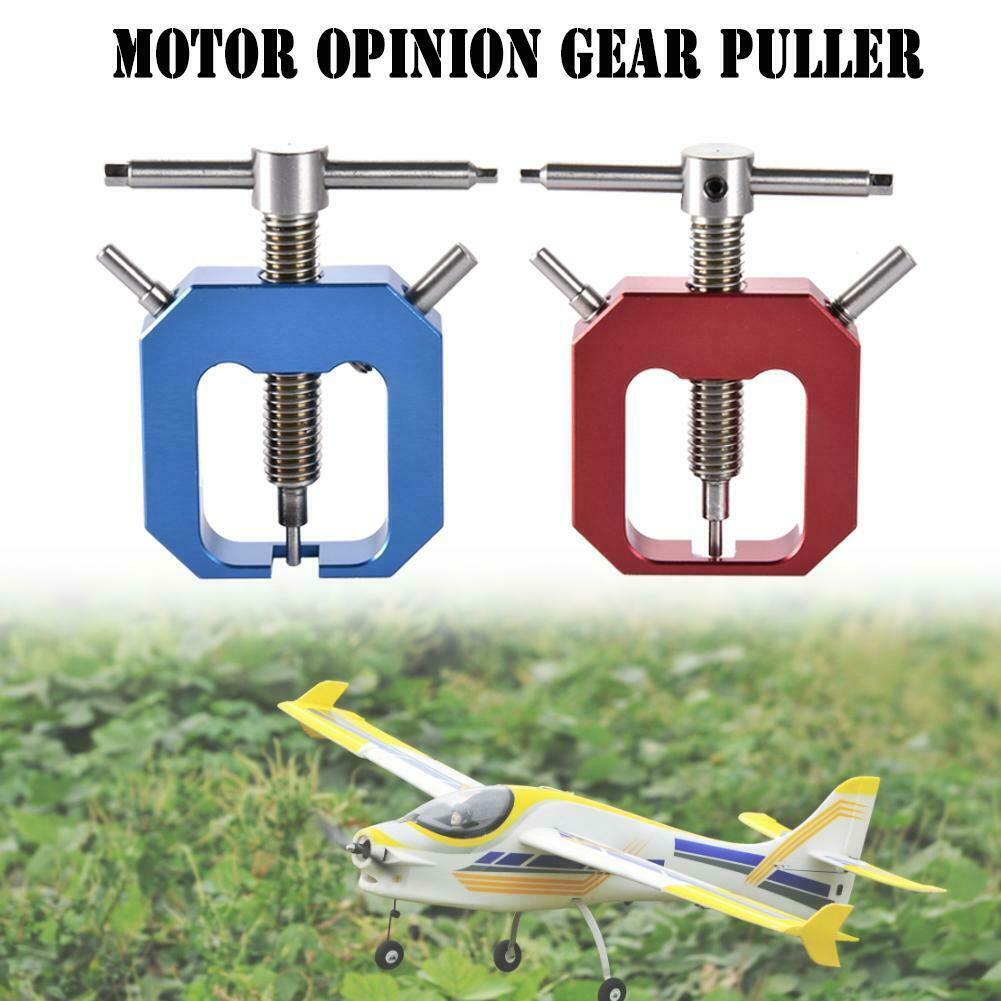Professional Metal Motor Pinion Gear Puller For Remote Control Helicopter Motor I88 #1