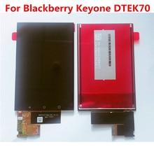 Neue Getestet Gut Für BlackBerry KEYone DTEK70 Key One LCD Display Digitizer Assembly + Touch Screen 1620*1080 4.5 Panel Glas