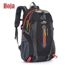 Travel Climbing Backpacks Men Bags Waterproof 40L Hiking Outdoor Camping Backpack Sport Bag