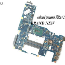 UMA Mainboard Processor G50-80/g50-70 Aclu3/aclu4 Nm-A362/nm-A272 NEW FOR 3205U SR215