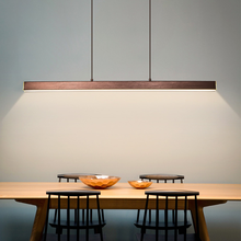 Moderne LED esszimmer kronleuchter beleuchtung Nordic restaurant lange hängen lichter büro leuchten Bar beleuchtung studie lampen