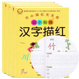 Chinese Basics characters han zi Order Strokes writing exercise book learn Chinese kids adults beginners preschool workbook