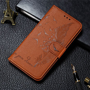 Shockproof Luxury Case For Samsung Galaxy A12 A 12 Flip Leather Embossed Wallet Cover for Galaxy A 12 SM-A125F Card Slot Fundas
