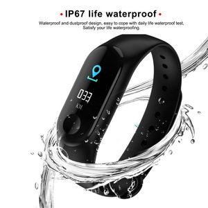 Image 4 - Smart Watch M3 Bracelet Wristband Heart Rate Monitor Blood Pressure Fitness Tracker Life Waterproof Sport Adult