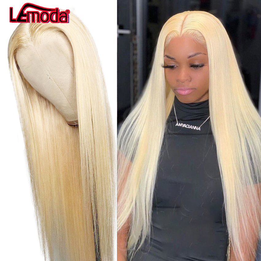 613 парик на сетке спереди 13x6, парики из прямых человеческих волос спереди, малазийские парики без повреждений HD с прозрачной застежкой на се...