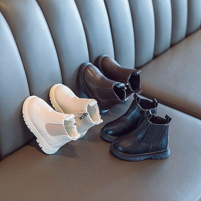 Фото детская обувь для девочек; зимние ботинки; женская детская обувь; цена