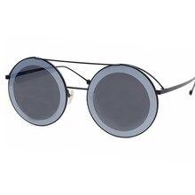 2021 luxo redondo piloto óculos de sol feminino vintage punk óculos de sol homem óculos de sol feminino óculos de sol uv400