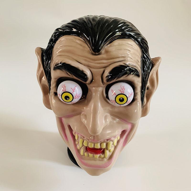 1pcs Funny Long Rubber Cosplay Decor Tongue Props Tongue for Hallowmas Festival