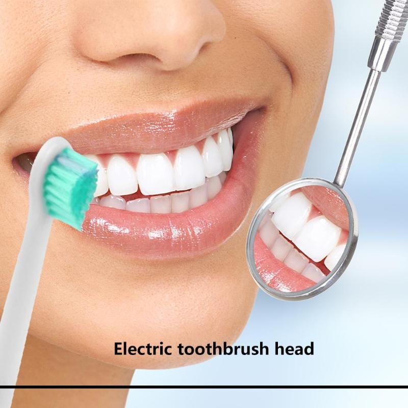 8pcs/set Electric Toothbrush Replacement Heads for Phillips Sonicare Replacement Wild All Electric Toothbrushes In The Market image
